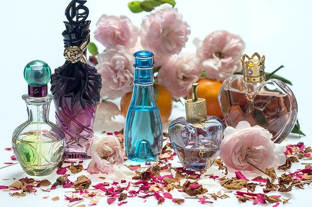 parfumi stekleničke